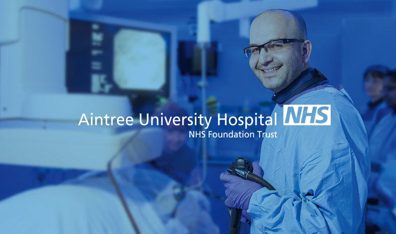 NHS Aintree University Hospital